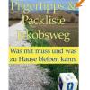 Packliste Jakobsweg