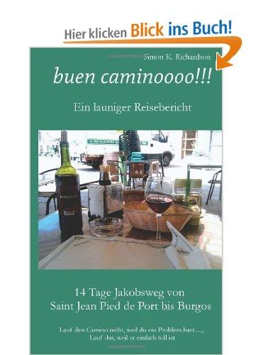 Buen Caminooo! Buch Umschlagbild